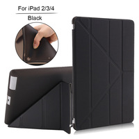 Redlai For IPad 234 A1395 A1430 Tablet Case Soft TPU Back Cover For IPad 2 3