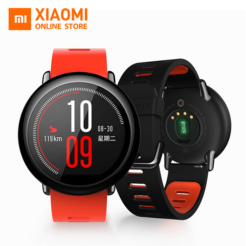 Original Xiaomi Huami Amazfit Strap Smart Watch English ...