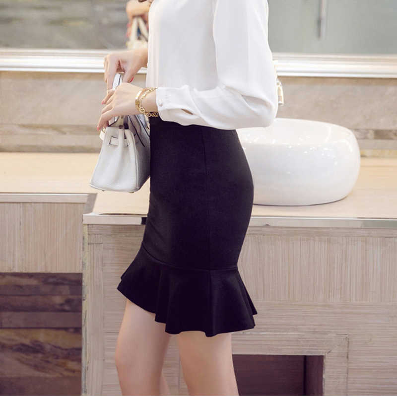 2018 새로운 솔리드 컬러 높은 허리 섹시한 꽉 끼는 여름 드레스 블랙 레드 핫 세일 사무실 숙녀 격자 무늬 드레스
