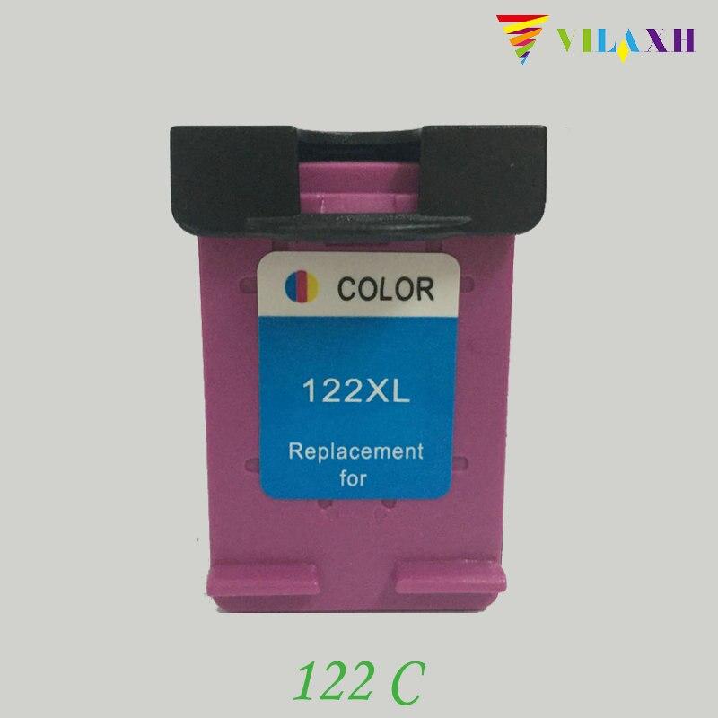 vilaxh kompatibilis tintapatron cseréje HP 122xl 122 xl számára - Irodai elektronika