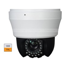 CMOS 1000TVL 4 inch MINI CCTV Security Indoor PTZ Camera 10X Zoom 30m IR