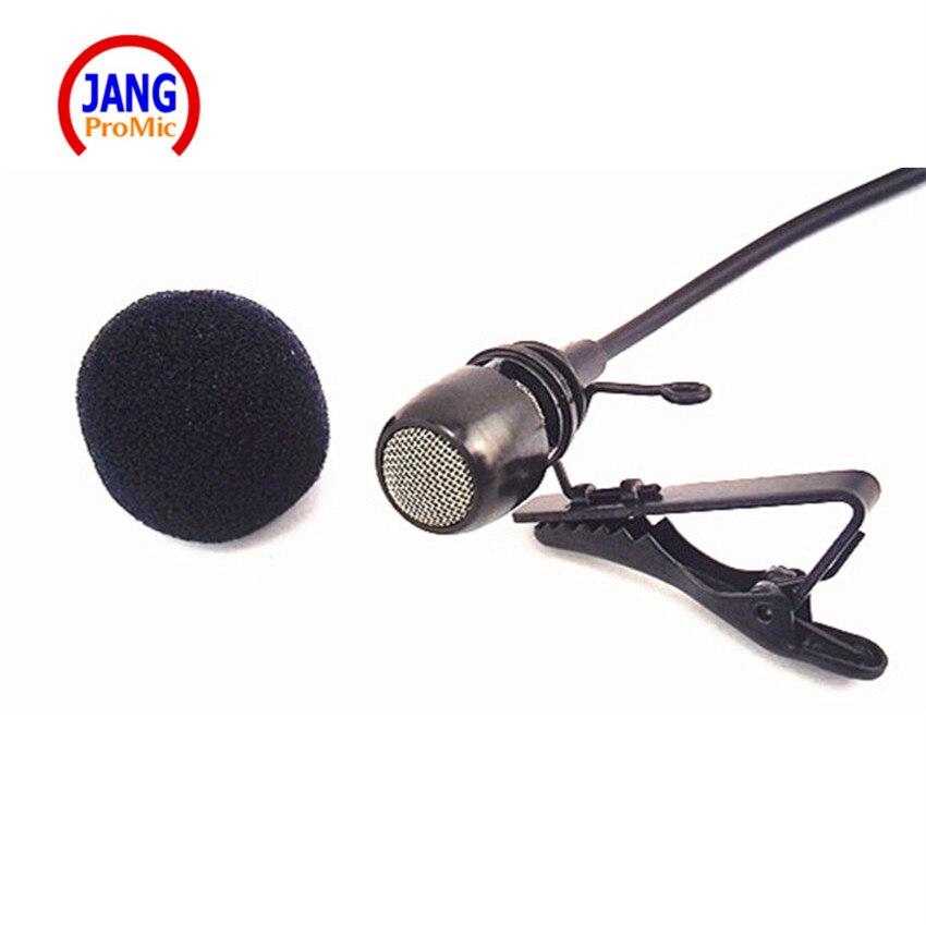 Micrófono de punta profesional y condensador de micrófono lavalier - Audio y video portátil - foto 6