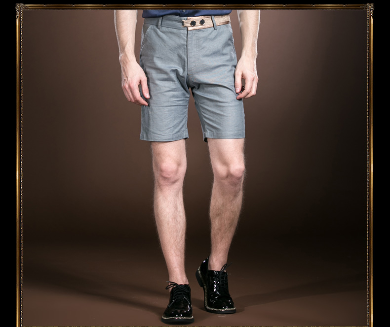 Free Shipping Fashion Casual Men's New Europe Randsome Youth Slim Straight Pants Trousers On Sale 14906