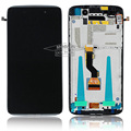 Original Quality For Alcatel One Touch Idol 3 OT6039 6039 LCD Display with Touch Screen Digitizer Assemblely Black Free Shipping