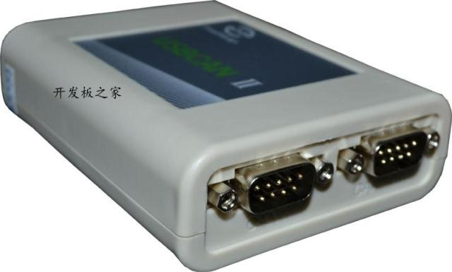 Grado industriale USBCAN2/IICAN analyzer, CANOpen, J1939, DeviceNet, USB, PUÒ - 3