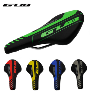 GUB Bicycle Saddle Seats Mountain Road Bike Soft Comefortable Bicicleta Cushion Cycling Equipment Front Seat Mat Black Red Green
