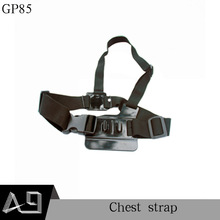 A9 Adjustable Light Weight 3 Points Easy Elastic Body Chest Strap Mount Belt For Sport Camera