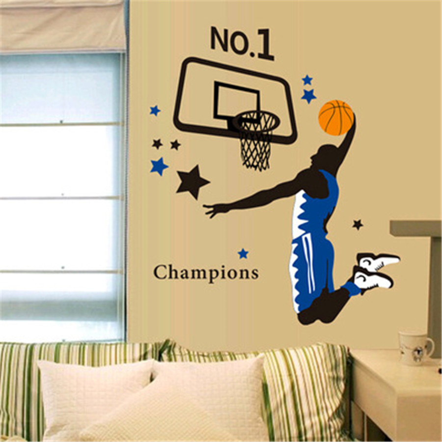 Wall Decor For Home Online Get Cheap Basketball Wall Decor Aliexpresscom Alibaba Group