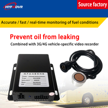 Manufacturer wholesale on-board monitoring ultrasonic oil sensor oil tank truck/truck oil tank oil level accurate detection free shipping mj f3 oil tank series need to oem level switch oil level gauge sensor