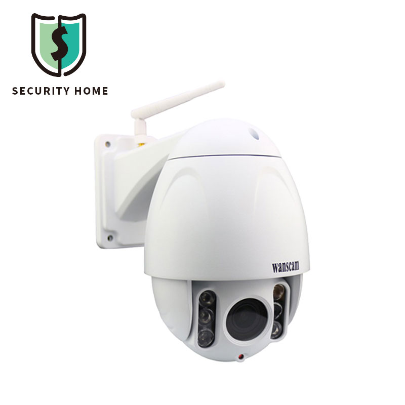 WANSCAM HW0045 1080P FHD WiFi Camera Waterproof IP Camera 2MP Night Vision Surveillance Camera For Outdoor Use Support TF Card wanscam hw0022 1080p outdoor wifi ip camera wireless cctv camera wifi security camera outdoor 2mp waterproof support tf card