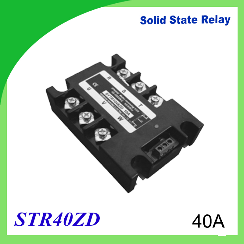 relay module Solid state relay three-phase motor control module 3-phase motor positive inversion module tsr 25da new and original fotek 3 phase solid state relay 3 phase solid state module 25a