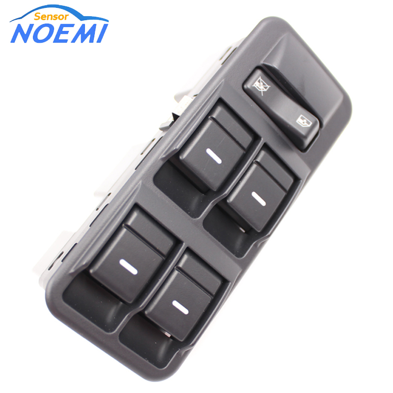 ФОТО Free Shipping! New YUD501570PVJ Power Master Control Window Switch lifter Fit For LAND ROVER RANGE ROVER SPORT 07-09