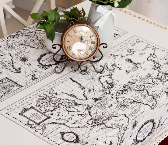 Zy diy 140x65cm pretty cotton linen world map fabric vintage diy zy diy 140x65cm pretty cotton linen world map fabric vintage diy zakka fabric diy sewing tablecloth curtain home decoration in fabric from home garden on gumiabroncs Choice Image