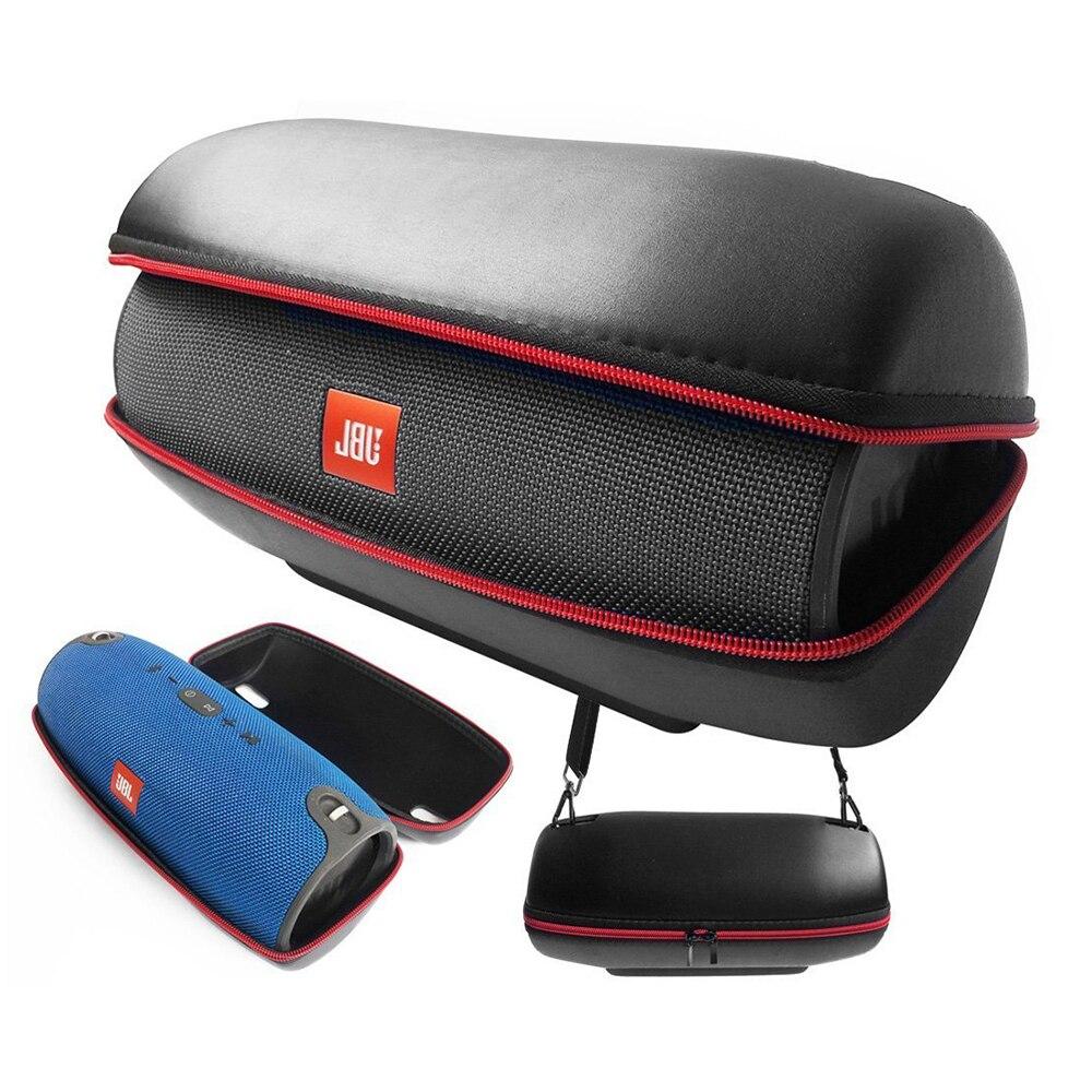 2018 nuevo pu carry viaje cremallera portátil cubierta dura protectora bolsa de caja para JBL Xtreme Altavoz Bluetooth inalámbrico portátil
