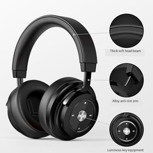 Earphone Bluetooth Bass Stereo