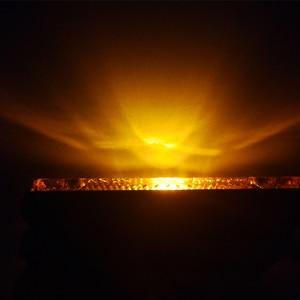 Image 5 - 2 stücke AOHEWEI 3LED Anhänger bernstein gelb seite marker, position led Licht lampe 12 V 24 V Anhänger licht marker licht schwanz licht