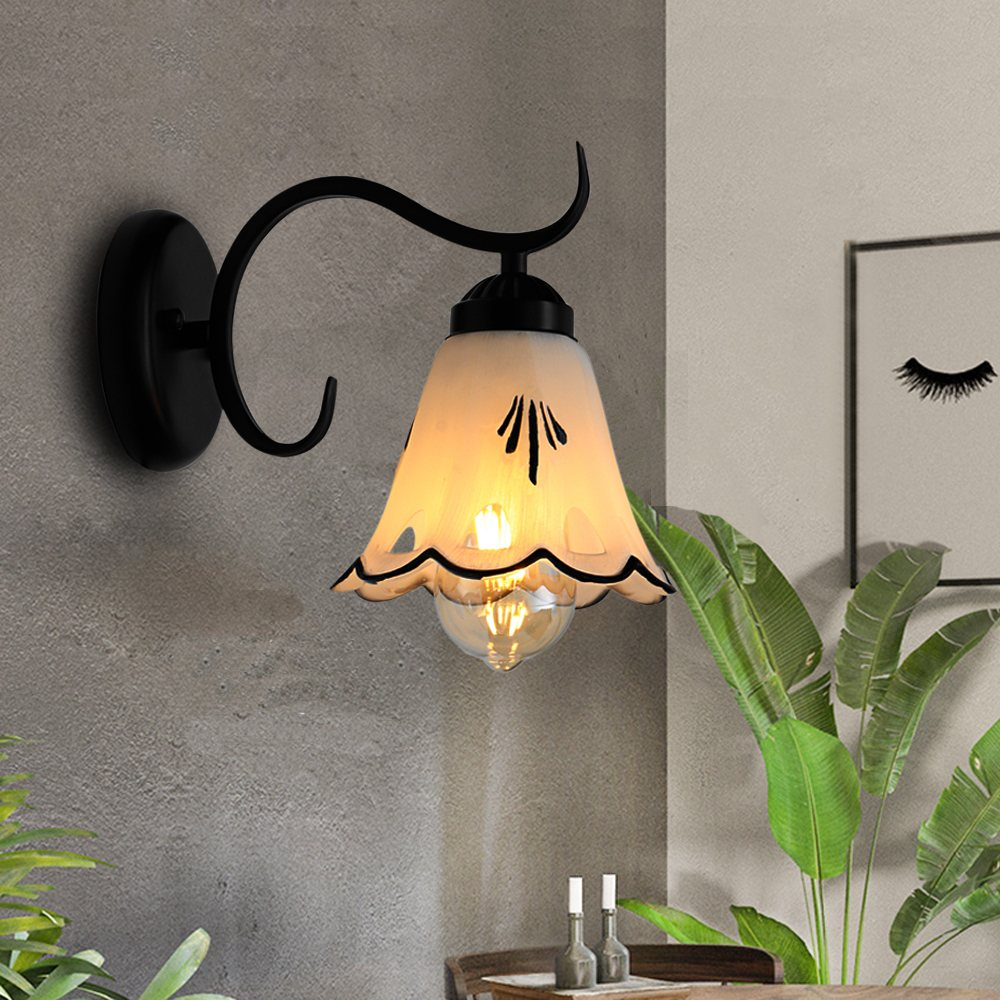 3500K LED Wall Light Up Down Indoor Outdoor Sconce Lighting Lamp Fixture Nightlight Bathroom Study Living Room Hotel Lamp