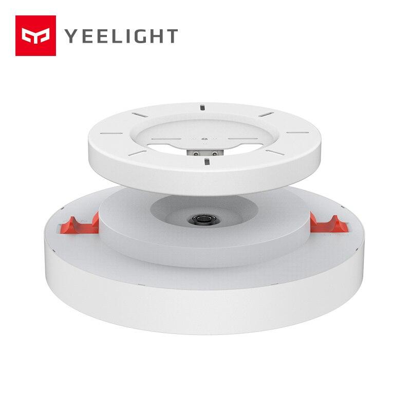 2019 Nova Original Xiao mi mi APP WIFI Bluetooth Yeelight Lâmpada Luz de Teto Remoto Inteligente de Controle Inteligente LED Cor IP60 à prova de poeira - 4