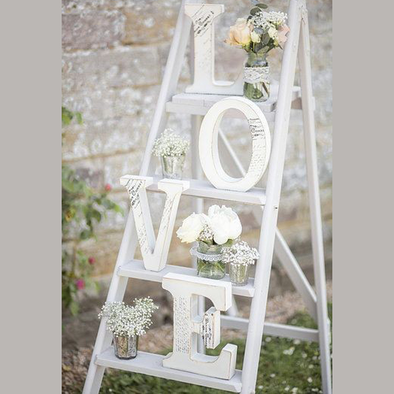 4pcs Free shipping LOVE Wedding Sign 15*13*2CM wedding decoration LOVE letters