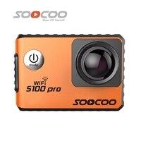 SOOCOO S100 Pro Action Camera Wifi 4K Sports Cameras NTK96660 Chipset IMX078 Sensor 2 0 Inch