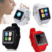 Carprie hombres de las mujeres de moda de lujo a prueba de agua reloj de pulsera bluetooth inteligente podómetro saludable para iphone futural digital f20