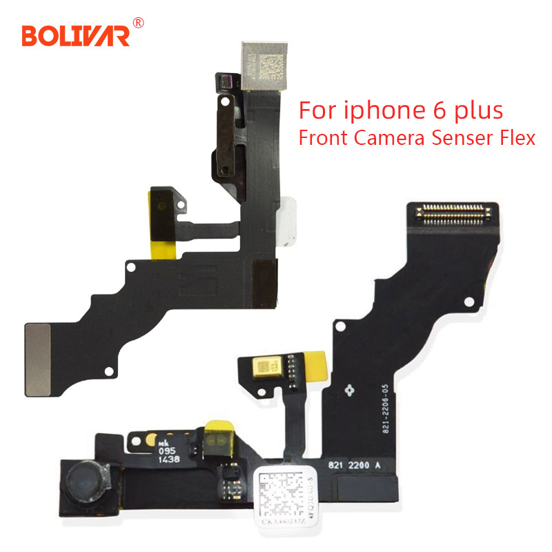 Mobile Phone Parts For Iphone 5s 5c 6 6s Plus Front Camera Proximity Sensor Flex Original