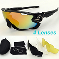 Mountain Bike Men JBR Polarized Cycling Eyewear UV400 MTB Goggles occhiali Sport Bicycle Sunglasses TR90 Glasses