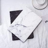 For iPad 9.7 2018 2017 Case Hard Marble Pattern PU   Tablet   Protective Cover for iPad Air   1     2   Mini   1     2   3 4 iPad   2  /3/4 Funda Coque