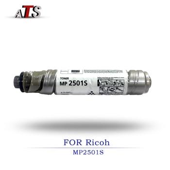 2PCS Toner Cartridge For Ricoh MP2501S 2501 MP2013 MP1813 MP2501 MP2001 Compatible toner powder copier spare parts