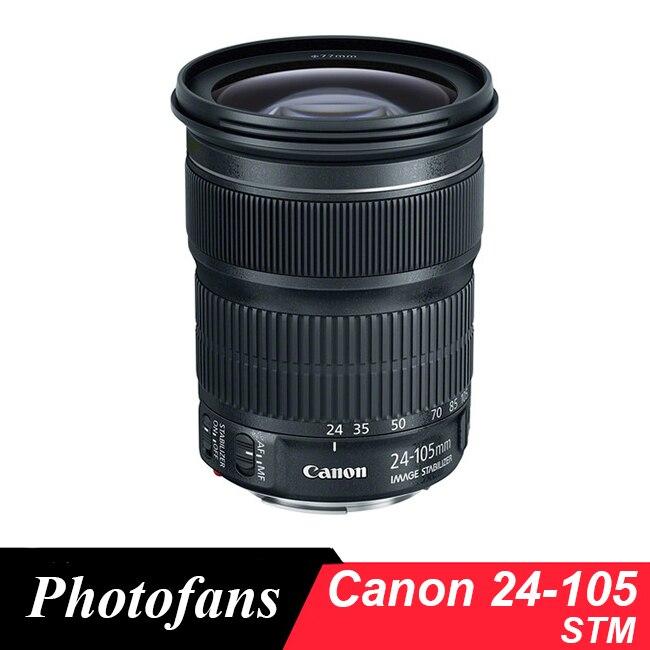 Galleria fotografica <font><b>Canon</b></font> 24-105mm stm objectif <font><b>Canon</b></font> EF 24-105mm/3.5-5.6 IS STM Lentilles