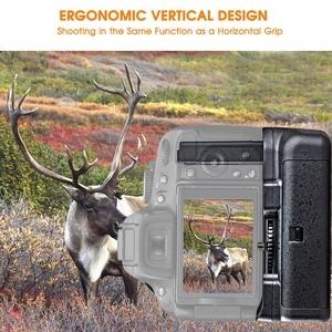 Image 3 - Travor סוללה מחזיק גריפ ניקון D5100 D5200 D5300 DSLR מצלמה עבודה עם EN EL14
