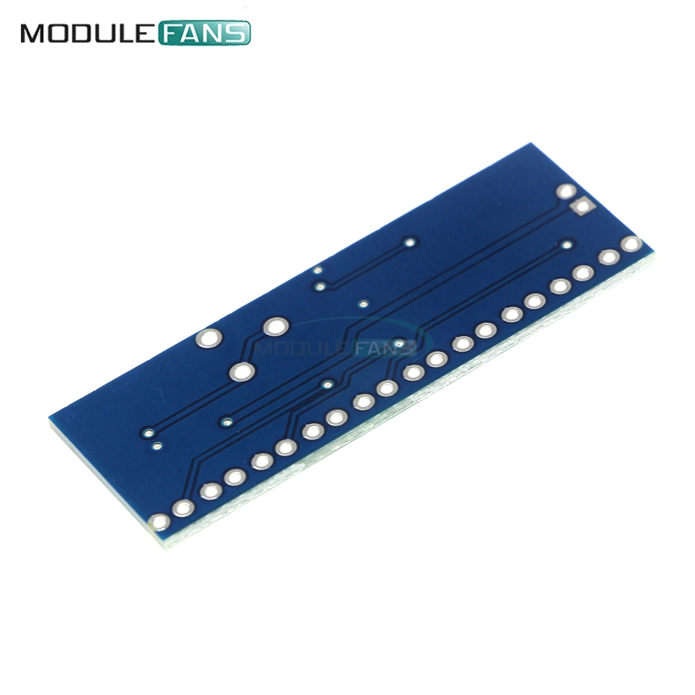 Active Components Ne555 Cd4017 Running Led Flow Light Electronic Production Suite Board Diy Kit Module Capacitor Control Oscillator Clock Siganal