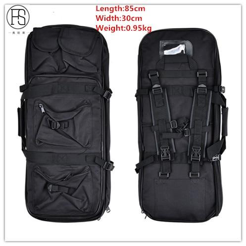 c5023187c0 85cm High Density Nylon Sport Bag Outdoor Travel Fishing Protection Bag  Case Camping Hiking Backpack Mochilas