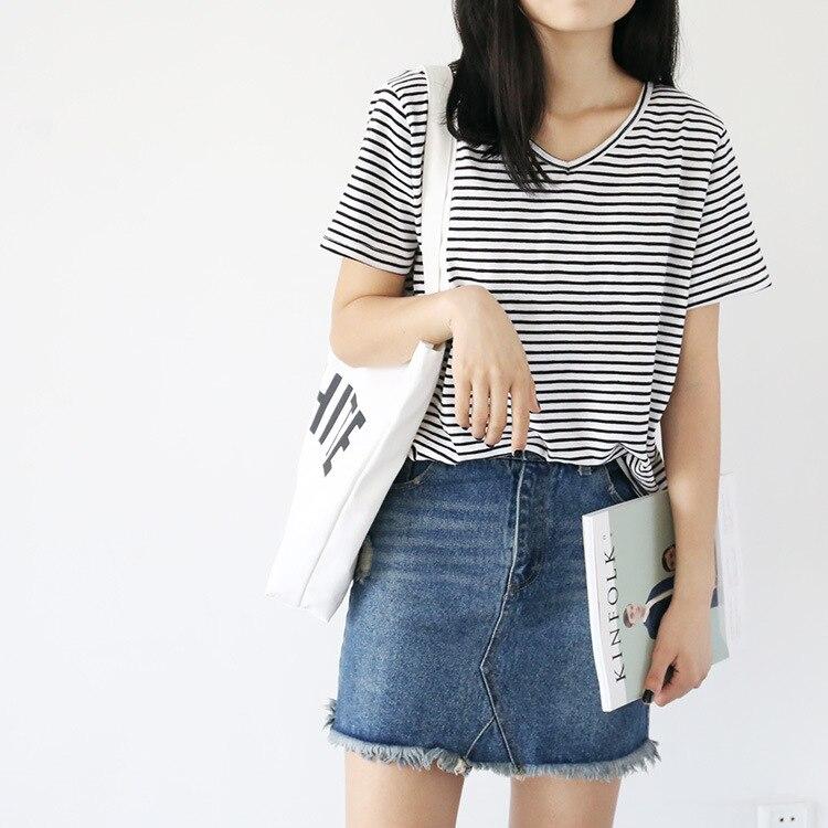 M22 t-shirt Harajuku Ulzzang Tumblr t-shirt pour Femme Kawaii t-shirt Femme K010