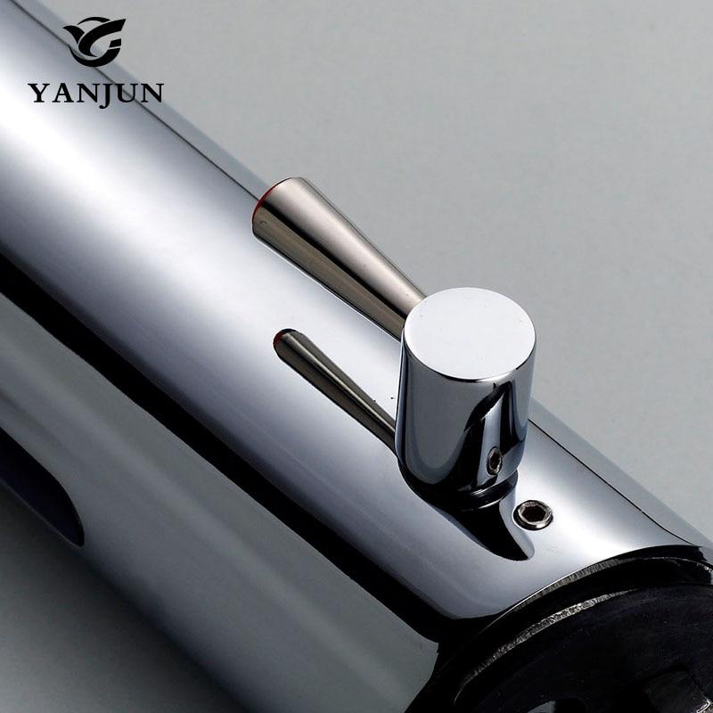Yanjun Touch Free Sensor Faucet Automatic Shut Off Faucet Hot And ...