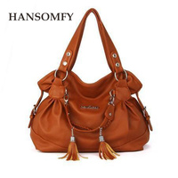 Hot New Special Package Of High Capacity Portable Ladies Handbags Shoulder Bag Fashion Commuter Wild Soft