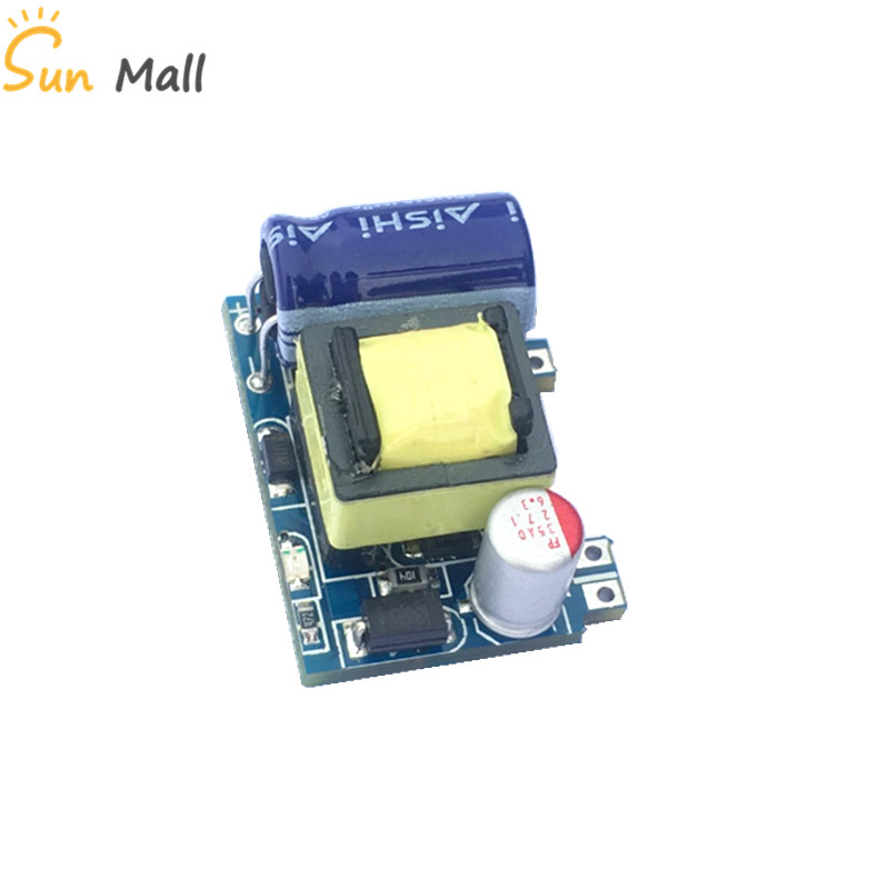 Small Volume Isolated Switching Power Supply <font><b>5V</b></font> Module Precision 5V3W <font><b>AC</b></font>-<font><b>DC</b></font> Buck Module <font><b>220</b></font> to <font><b>5V</b></font> Switch Power SUpply image