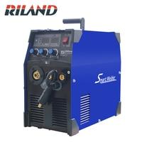 RILAND Smart Welder MIG200GW Mig Welder New Appearance 220V Single Phase MIG MMA Welder Mig Welding Machine