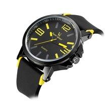 2016 Mâle Horloge 4.5 CM Grand Cadran Marque Hommes Montre Militaire Mode Montres Quartz Sport Montres Relogio Masculino