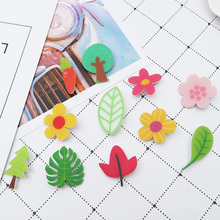 1 PC Cartoon trees Badges for Backpack Clothes Plastic Badge Kawaii Pin brooch Icons