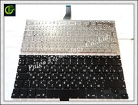 Russian Keyboard For MacBook Air 13 A1369 A1466 MD231 MD232 MC503 MC504 2011 2012 2013 Year