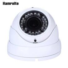 Hamrolte с переменным фокусным расстоянием 1080 P AHD Камера 3MP 2,8-12 мм с переменным фокусным расстоянием 36 шт. Инфракрасные светодиоды Ночное видение 2MP дома CCTV Камера
