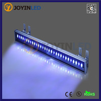 Free ship White/Red/Yellow/Blue/Green/RGB High Power 36W Led Wall Washer waterproof outdoor lighting led liner bar lamps DC24V