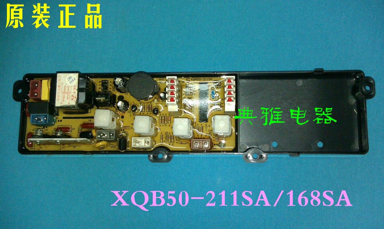 все цены на Changhong washing machine xqb50-331cs computer board original motherboard xqb50-168sa 211sa онлайн