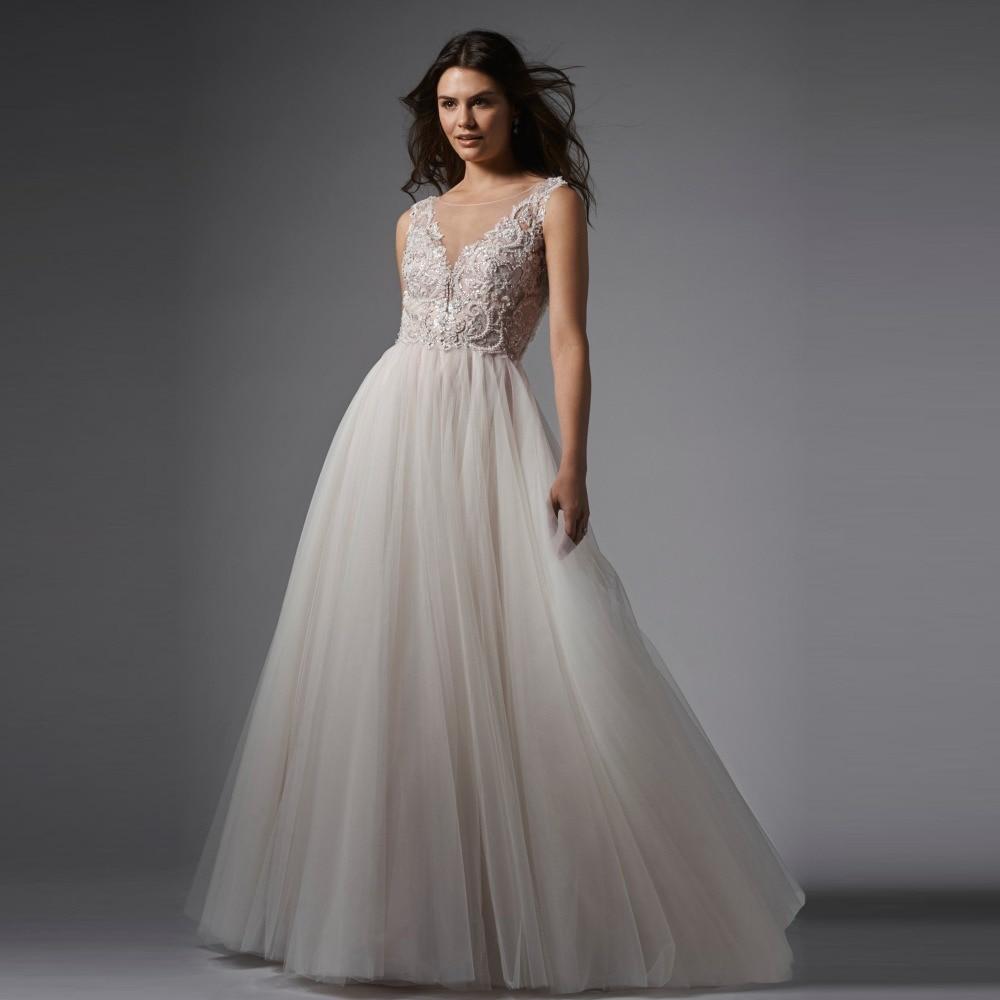 Modern Wedding Dress Top