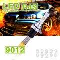 1 Компл. R4S 9012 HIR2 90 Вт 10400LM СВЕТОДИОДНЫЕ Фары Авто Супер тонкий Комплект Вождение Противотуманные Фары Лампы 45 Вт 5200LM Заменить HID Xenon галогенные