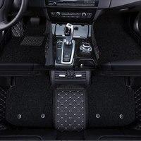 car floor mat carpet rug ground mats for chevrolet trax captiva Cavalier equinox Camaro optra 2018 2017 2016 2015 2014 2013
