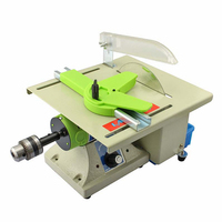 Bench Versatility Grinder 480W Table Saw Polishing Grinding Grinder Machines For Wood Metal Electrical Tools