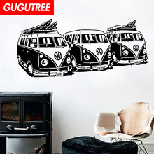 Decorate Home 58x130cm car cartoon art wall sticker decoration Decals mural painting Removable Decor Wallpaper LF-2263