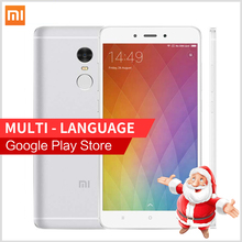 "Original Xiaomi Redmi Note 4 2GB RAM 16GB ROM Smartphone MTK Helio X20 Note4 4G 5.5 "" MIUI 8 Fingerprint ID cell phones"